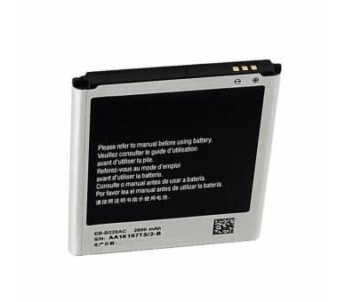 Battery For Samsung Galaxy Grand 2 Duos , Part Number: EB-B220AC ARREGLATELO - 3