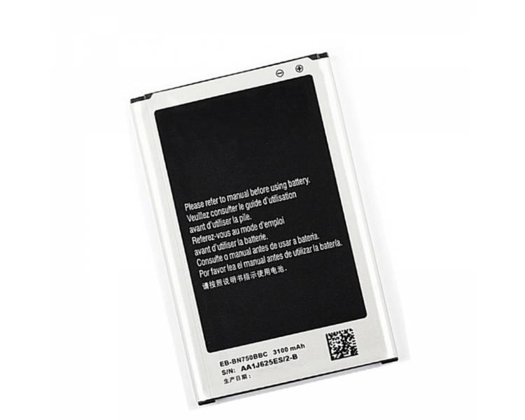 EB-BN750BBC accu geschikt voor de Samsung Galaxy Note 3 Neo  - 1