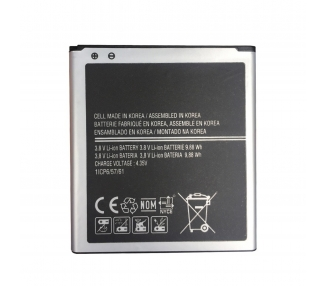 Battery For Samsung Galaxy Grand 2 , Part Number: EB-BG357BBE