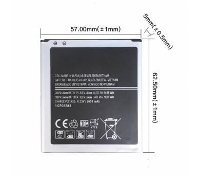 EB-BG357BBE accu geschikt voor de Samsung Galaxy ACE 4 Style SM-G357  - 3