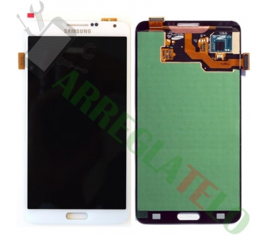 Display For Samsung Galaxy Note 3 | Color White | OLED ULTRA+ - 2