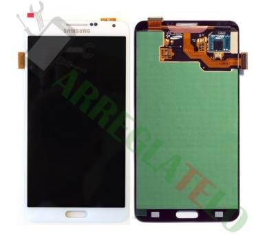 Vollbild für Samsung Galaxy Note 3 Weiß Weiß ARREGLATELO - 2