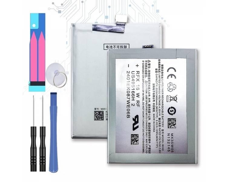 BATERIA Batería B030 Original para Meizu MX3 M055 M351 M353 M355 M356  - 1
