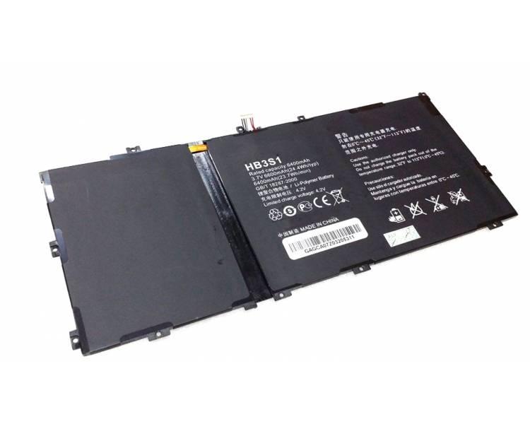 Originele HB3S1 batterij voor Huawei MediaPad S10-101u S10-101w S10  - 1