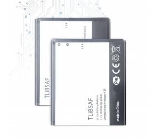 BATERIA Batería TLIB5AF Original Alcatel One Touch Pop C5 5036 5036D 5035 5035D