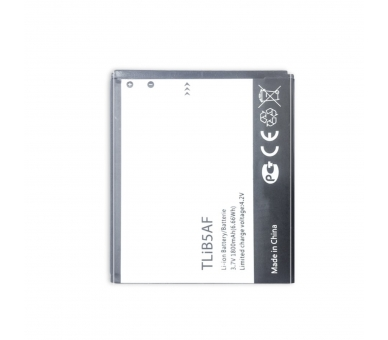 Battery For Alcatel One Touch Pixi , Part Number: TLIB5AF  - 3