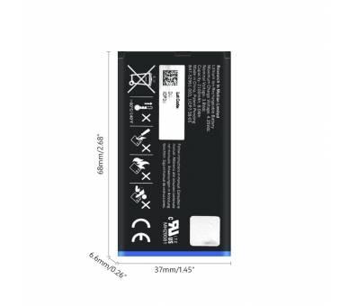 Originele NX1 batterij voor Blackberry Q10 N-X1 NX-1 voor BAT-52961-003  - 2