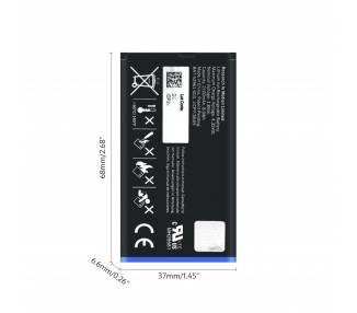 Bateria NX1 Original para Blackberry Q10 N-X1 NX-1 para BAT-52961-003  - 2
