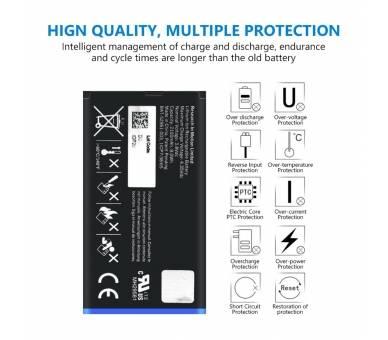 Originele NX1 batterij voor Blackberry Q10 N-X1 NX-1 voor BAT-52961-003  - 3