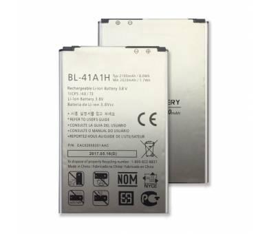 BL-41A1H Originele batterij voor LG Optimus F60 D390N  - 1