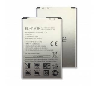 Bateria BL-41A1H Original para LG Optimus F60 D390N  - 1