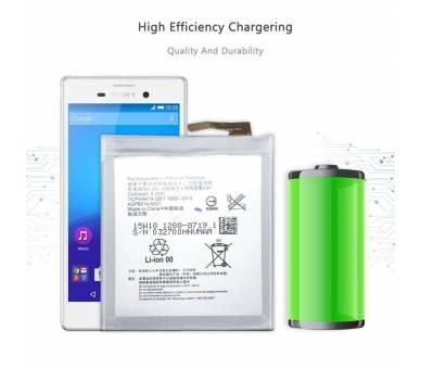 Bateria LIS1576ERPC Oryginalna do Sony Xperia M4 Aqua E2303 E2306 E2656  - 5