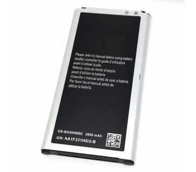 Batterij EB-BG900BBC geschikt voor SAMSUNG voor GALAXY S5 I9600 i9605  - 2
