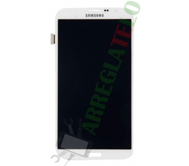 Display For Samsung Galaxy Mega i9200 | Color White | OLED ULTRA+ - 3