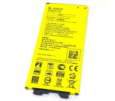 Battery For LG G5 , Part Number: BL-42D1F ARREGLATELO - 2