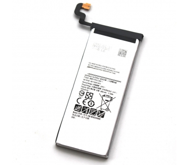 Battery For Samsung Galaxy Note 5 , Part Number: EB-BN920ABE  - 2