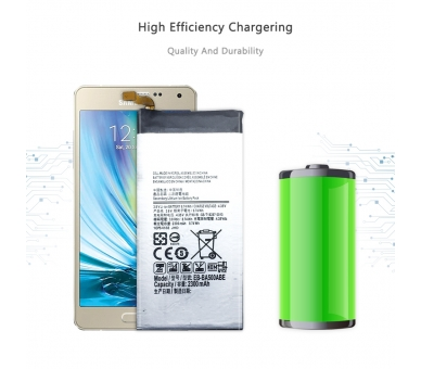 EB-BA500ABE accu geschikt voor de Samsung Galaxy A5 SM-A500F A500 A5000  - 9