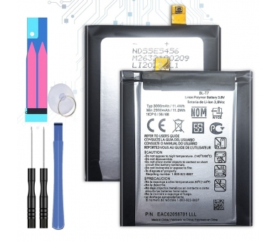 Battery For LG Optimus G2 , Part Number: BL-T7  - 1