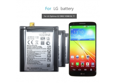 Bateria Original LG BL-T7 BLT7 BL T7 para LG OPTIMUS G2 G 2 D802 D800 D805 D801  - 8