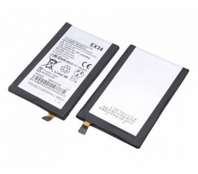 Battery For Motorola Moto X , Part Number: EX34  - 3