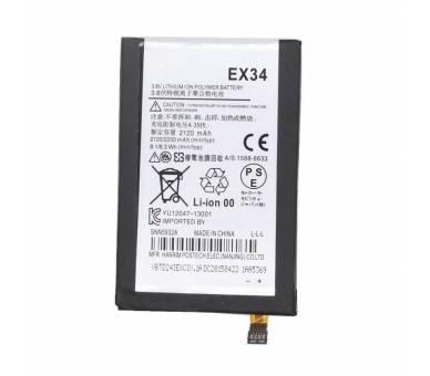 Battery For Motorola Moto X , Part Number: EX34  - 2