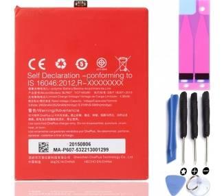Batteria originale BLP607 per Oneplus X / One Plus X