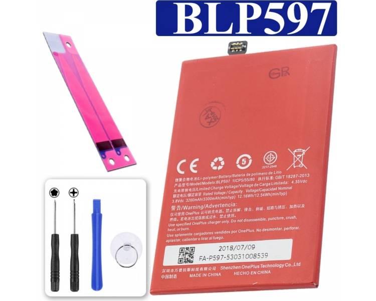 Oryginalna bateria BLP597 do Oneplus Two / OnePlus 2 / One Plus Two