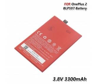 Bateria BLP597 Original para Oneplus Two / OnePlus 2 / One Plus Two  - 3