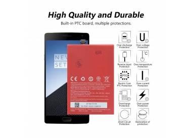 Bateria BLP597 Original para Oneplus Two / OnePlus 2 / One Plus Two  - 6