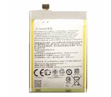 Batterij C11P1325 Origineel voor Asus Zenfone 6 A600, A600CG  - 3