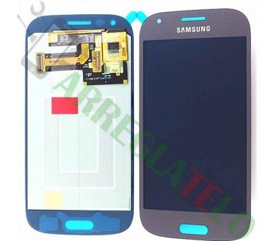 Volledig scherm voor Samsung Galaxy Ace 4 Zwart Zwart Blauw FIX IT - 2