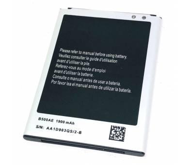 Batterij B500BE B500AE voor Samsung Galaxy S4 Mini - originele capaciteit  - 2