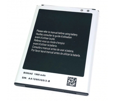 Battery For Samsung Galaxy S4 Mini , Part Number: B800BE  - 2