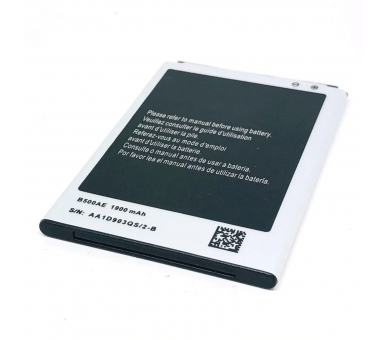 Batterij B500BE B500AE voor Samsung Galaxy S4 Mini - originele capaciteit  - 5