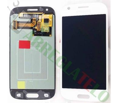 Ecran pour Samsung Galaxy Ace 4 Blanc ULTRA+ - 2
