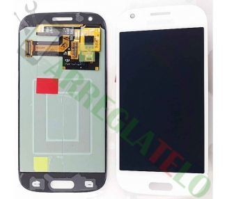 Pantalla Completa para Samsung Galaxy Ace 4 Blanco Blanca ARREGLATELO - 2