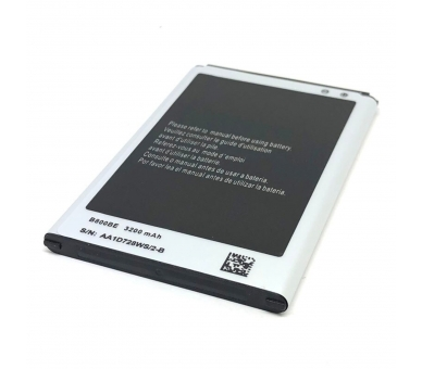 Battery For Samsung Galaxy Note 3 , Part Number: B800BE  - 5