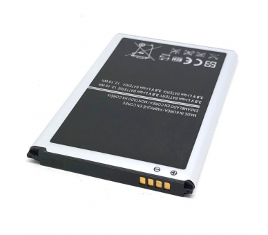 Battery For Samsung Galaxy Note 3 , Part Number: B800BE  - 6