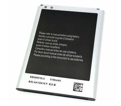 EB595675LU Batterij voor Samsung Galaxy Note 2 N7100 N7105 - originele capaciteit  - 2
