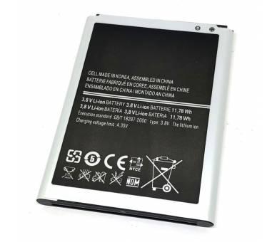 EB595675LU Batterij voor Samsung Galaxy Note 2 N7100 N7105 - originele capaciteit  - 3