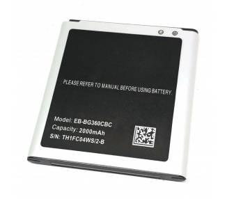Bateria EB-BG360CBC para Samsung Galaxy Core Prime SM-G360F - Capacidad Original  - 2