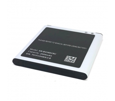 EB-BG360CBC Batterij voor Samsung Galaxy Core Prime SM-G360F - originele capaciteit  - 5