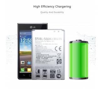 BL-59JH Oryginalna Bateria do LG OPTIMUS L7 II P710 L 7 2 F6 D505