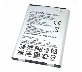 Battery For LG Optimus G2 , Part Number: BL-54SG