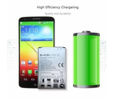 Originele BL-41ZH batterij voor LG L Fino D290 D290N L50 D213 Leon H340N  - 5