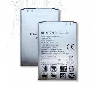 Bateria BL-41ZH original para LG L Fino D290 D290N L50 D213 Leon H340N  - 1
