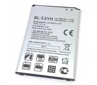 Bateria BL-53YH original para LG G3 OPTIMUS G3 D830 D850 D851 D855 LG - 2