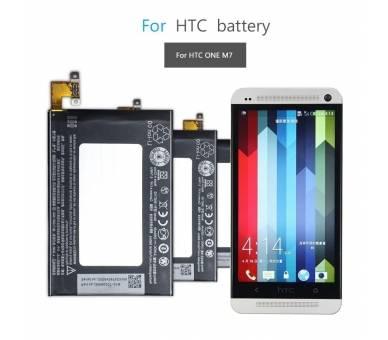 Originele batterij BN07100 voor HTC One M7 01M 801n 801s 801e 802e  - 3