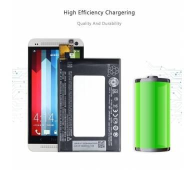 Originele batterij BN07100 voor HTC One M7 01M 801n 801s 801e 802e  - 4