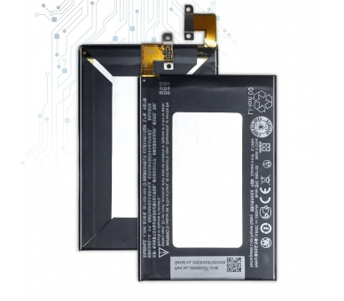 Battery For HTC ONE M7 , Part Number: BN07100  - 9